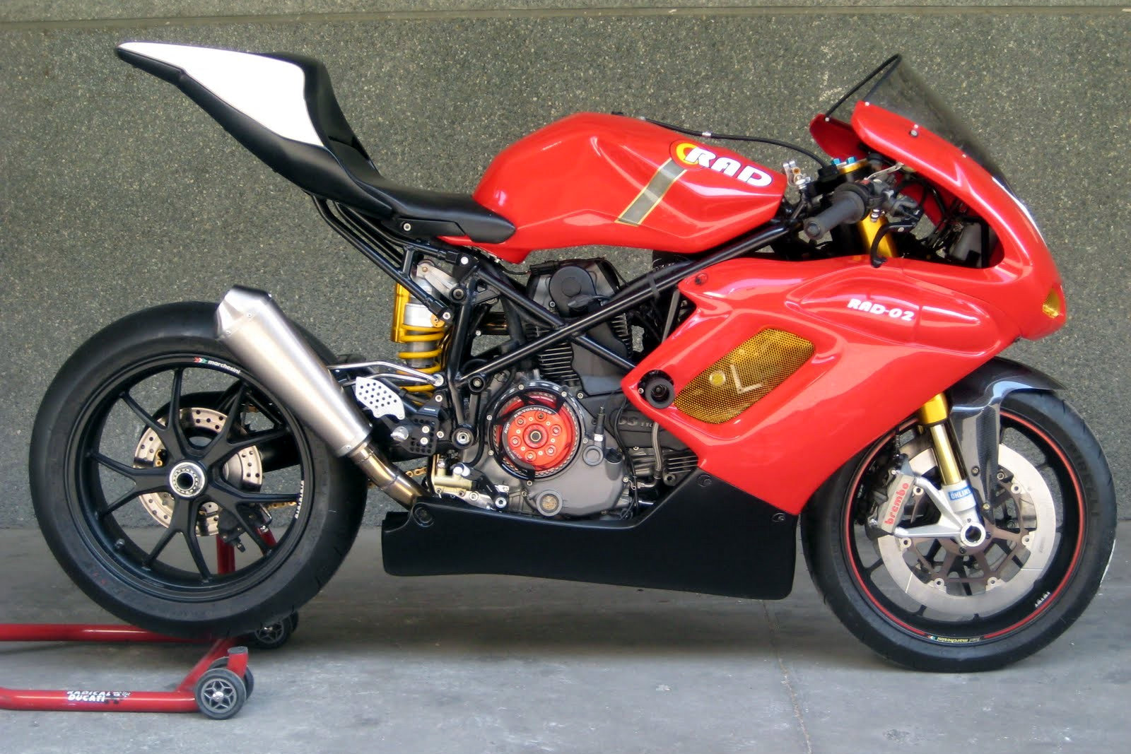 Radical Ducati (Présentation)