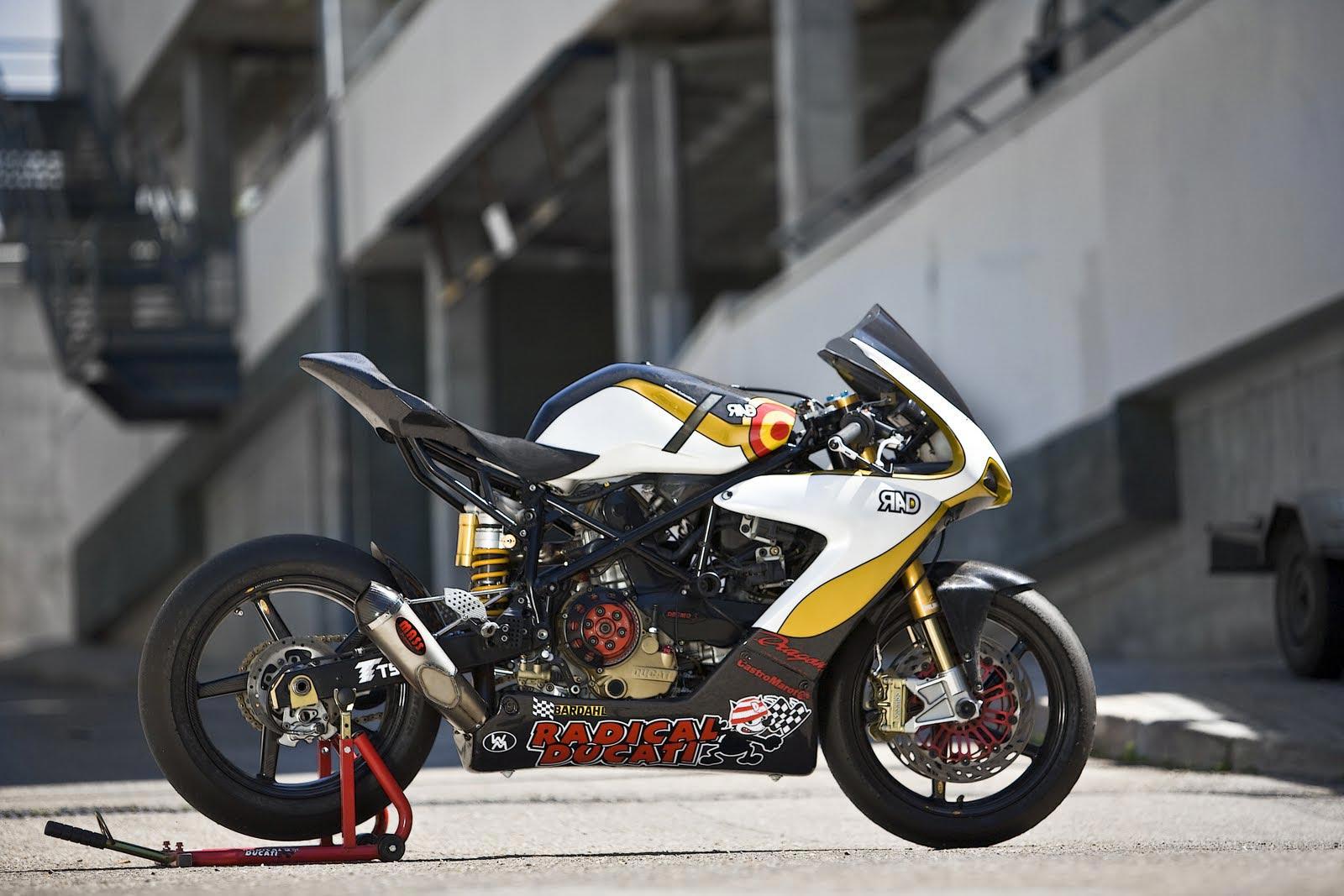 Radical Ducati (Contact)