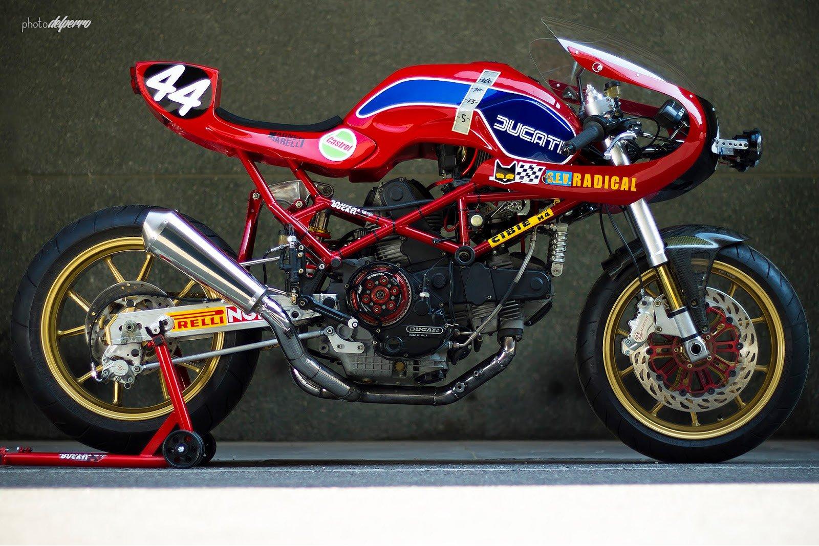 Radical Ducati Endurance Radical Ducati
