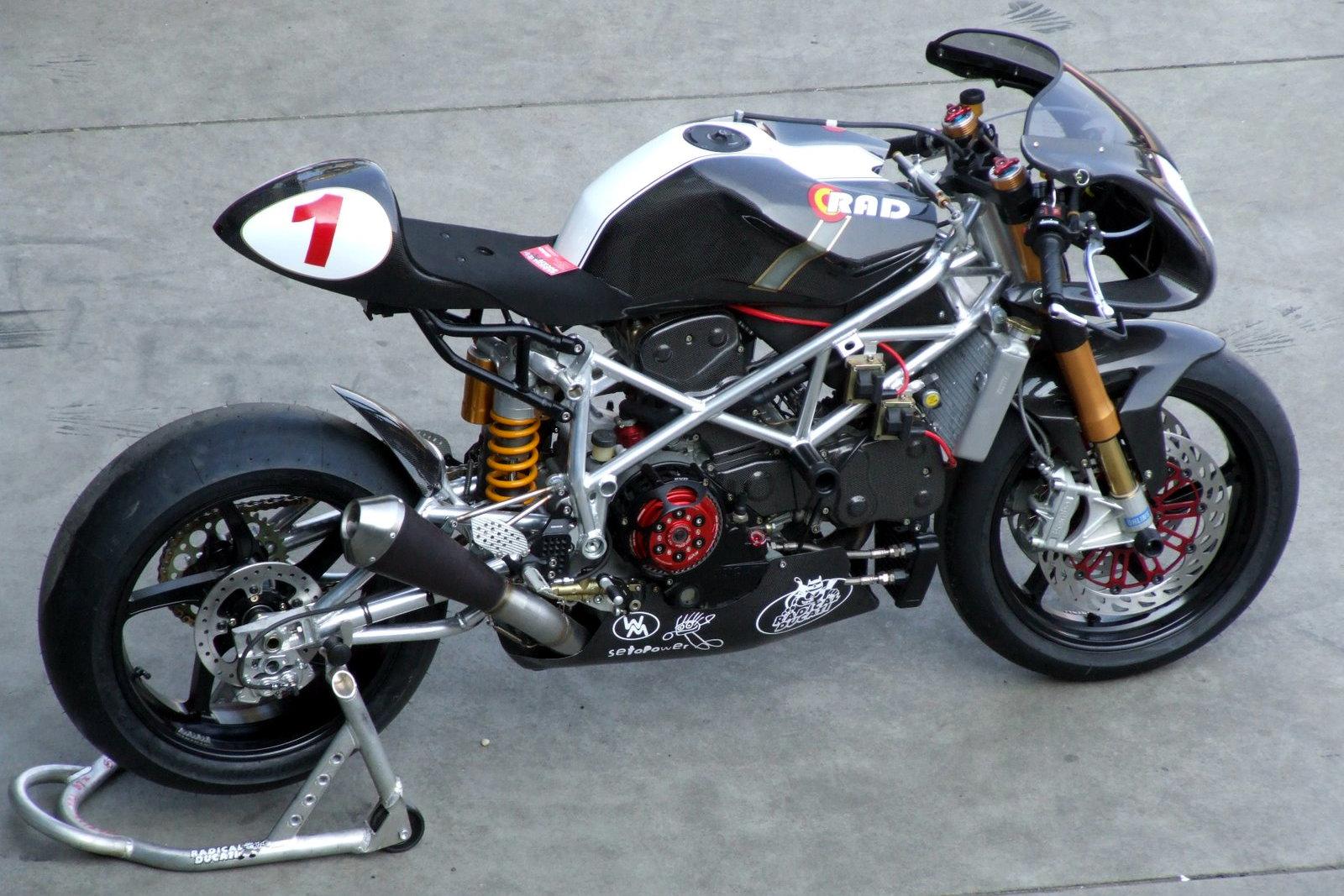 Radical Ducati (Presse)
