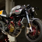 "Radical Ducati ""Silver Shotgun"""