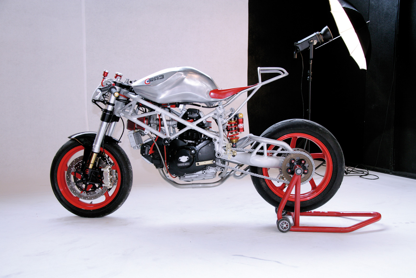 "Radical Ducati ""RAD02 Racer SS"""